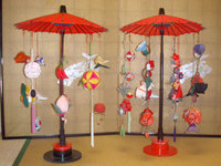 回転傘飾り台 18,000円(飾り別)